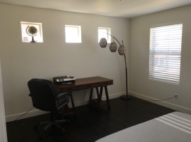 space planning, window treatments and accessories